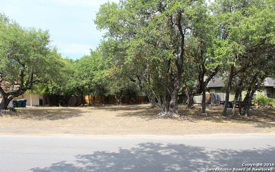 San Antonio Residential Lots & Land New: 17010 Springhill Dr
