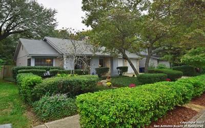 San Antonio Single Family Home New: 5926 Woodridge Rock