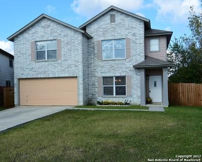 Bexar County Single Family Home New: 9119 Via Mirada