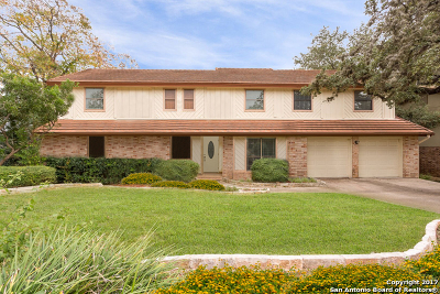 Bexar County Single Family Home New: 19910 Encino Grv