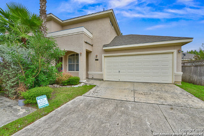 San Antonio Single Family Home New: 6705 Biscay Bay