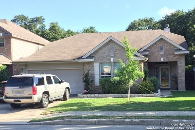 San Antonio Single Family Home New: 7823 Chilton Stage