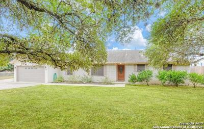 Boerne TX Single Family Home New: $329,900