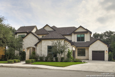San Antonio Single Family Home New: 2810 Wonderview Dr