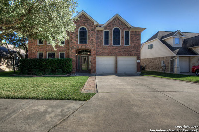 Schertz Single Family Home New: 384 Frank Baum Dr