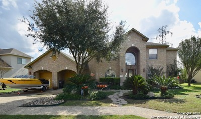 San Antonio Single Family Home New: 1202 Wooded Knl