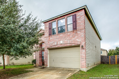 San Antonio Single Family Home New: 7607 Allendate Peak