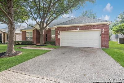 San Antonio Single Family Home New: 13511 Voelcker Ranch Dr