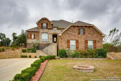 San Antonio Single Family Home New: 25615 Coronado Blf