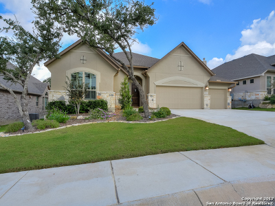 San Antonio Single Family Home New: 1819 Granite Rdg