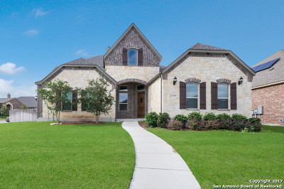 Bexar County Single Family Home New: 11502 Lily Blair