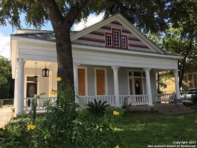 San Antonio Single Family Home New: 306 Carolina St
