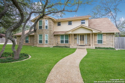 San Antonio Single Family Home New: 208 Alcalde Moreno St