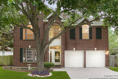 Schertz Rental New: 1641 Osage Ave
