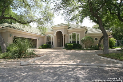 Bexar County, Comal County, Guadalupe County Single Family Home For Sale: 2006 Elm Crst