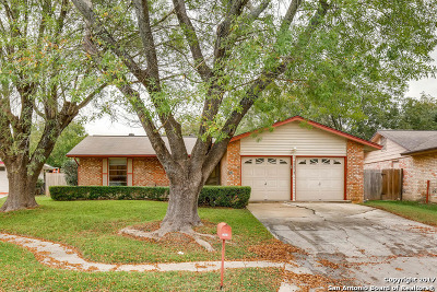 San Antonio Single Family Home New: 13914 Brays Frst