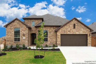 San Antonio Single Family Home New: 7631 McKinney