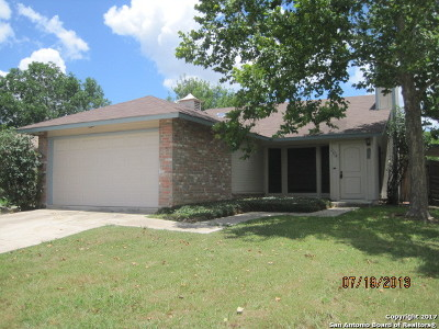 Converse Single Family Home For Sale: 9818 Meadow Br