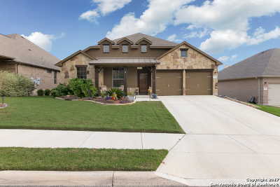 Schertz Single Family Home New: 836 Mesa Verde