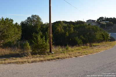 Comal County Residential Lots & Land New: 1324 Canyon Lake Dr