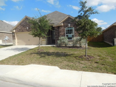 San Antonio Single Family Home New: 7918 Oxbow Way