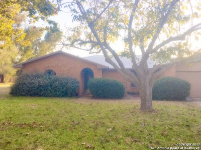 Frio County Single Family Home For Sale: 166 Encino Dr