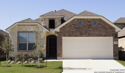Helotes Single Family Home New: 9803 Bricewood Oak