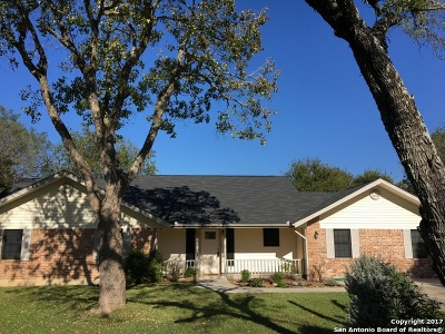 New Braunfels Single Family Home New: 1991 Flaming Oak Dr