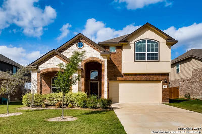 Schertz Single Family Home New: 2813 Mistywood Ln