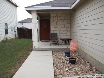 San Antonio TX Single Family Home Price Change: $156,000