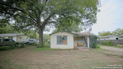 San Antonio TX Single Family Home New: $107,000
