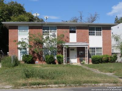 San Antonio Multi Family Home New: 1511 W Woodlawn Ave