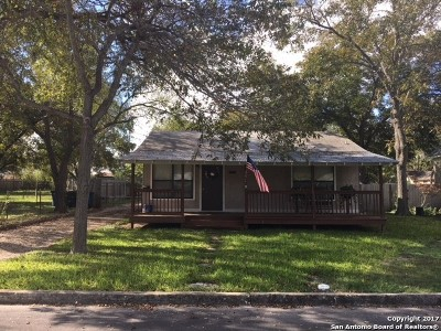 New Braunfels Single Family Home New: 542 Avenue A