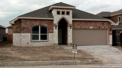 San Antonio Single Family Home New: 1331 Crane Ct