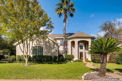 San Antonio Single Family Home New: 2231 Bentoak Holw