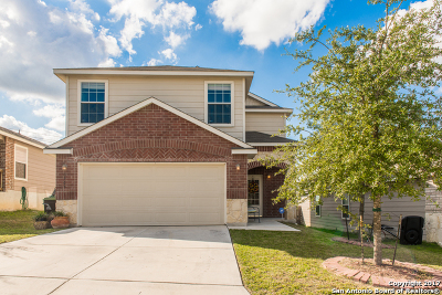 San Antonio Single Family Home New: 3503 Bisley Pass