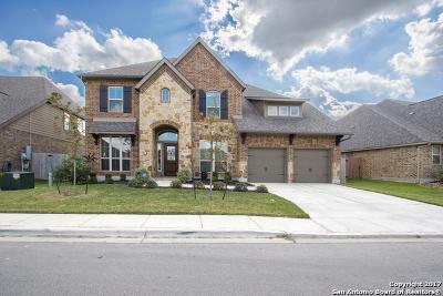 Seguin Single Family Home For Sale: 2721 Saddlehorn Dr