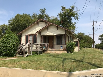 San Antonio Single Family Home New: 1755 Center
