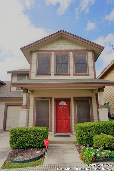 San Antonio Single Family Home New: 6222 W Jolie Ct