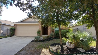San Antonio Rental New: 11126 Buckskin Bnd