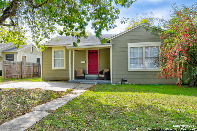 San Antonio Single Family Home New: 434 Elmwood Dr