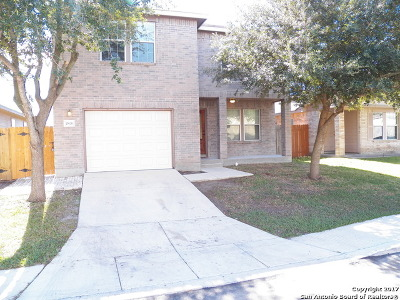 San Antonio Single Family Home New: 2414 Mission Vis