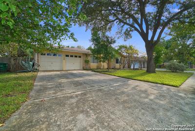 Single Family Home New: 14106 Little Leaf Dr