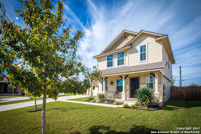 New Braunfels Single Family Home New: 467 Magnolia Wind
