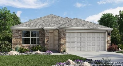 San Antonio Single Family Home New: 2315 Marbach Woods