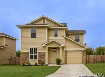 San Antonio Single Family Home New: 6518 Woodstock Dr