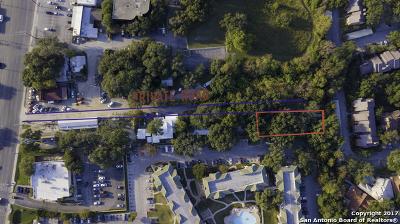 San Antonio Residential Lots & Land New: 7912 Fredericksburg Rd