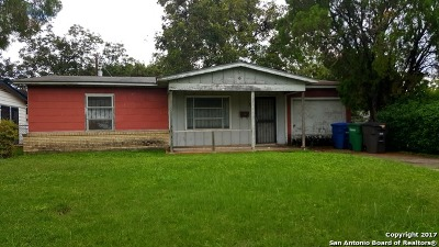 San Antonio Single Family Home New: 510 Como St