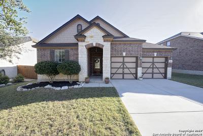 San Antonio Single Family Home New: 4514 Echo Grv