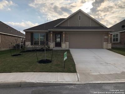 San Antonio Single Family Home New: 15070 Stagehand Dr